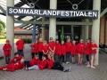 Juniorkorpset Sommarlandfestivalen 2014