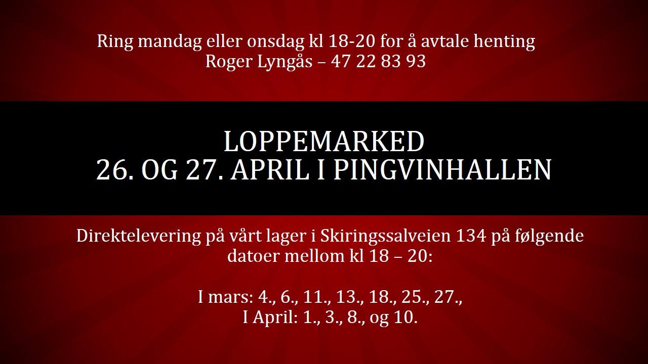 Forside presentasjon HSKfarger - loppemarked